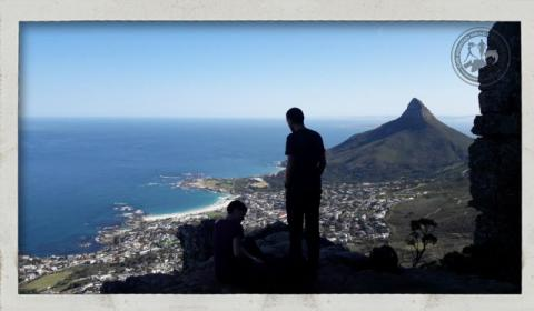 Kasteelspoort Table mountain hike