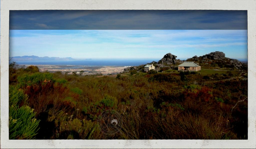 overnight accommodation on Table Mountain