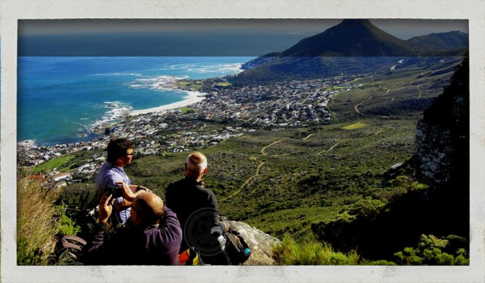 table mountain hiking excursion with registered guide