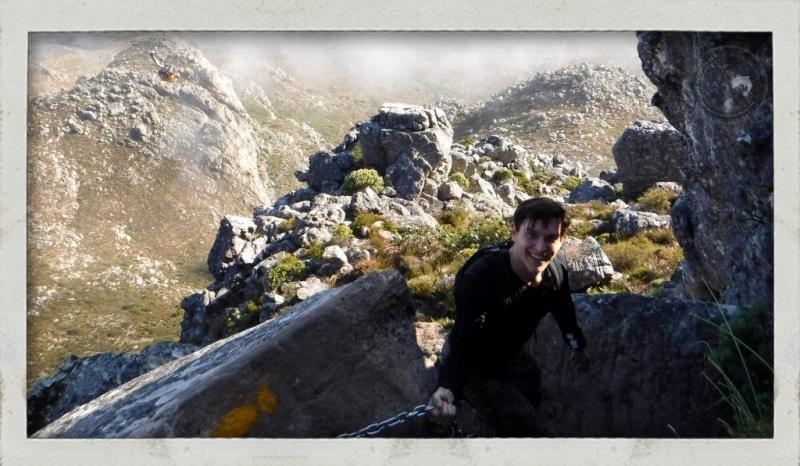 India Venster, hike, Table Mountain
