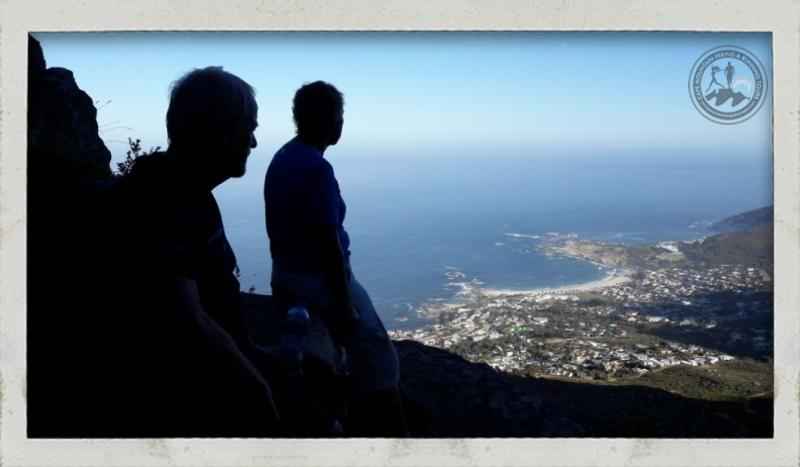 Hiking Table Mountain