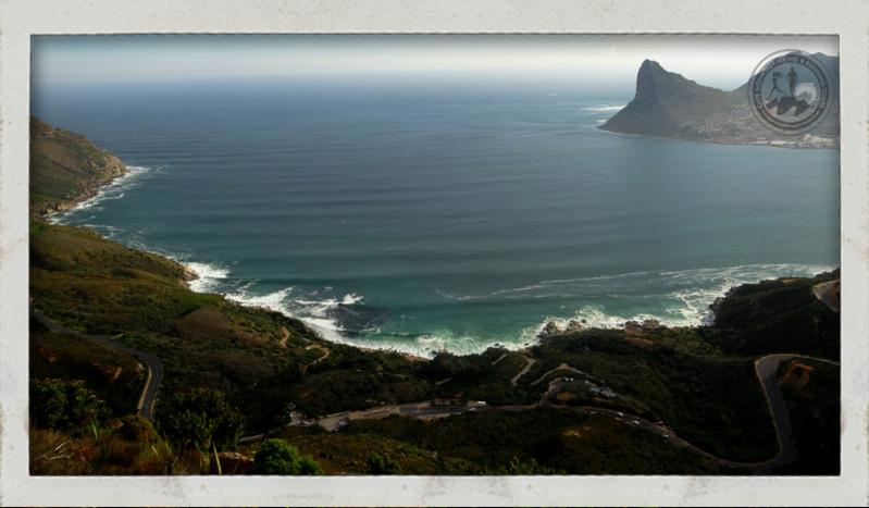 Trail Running Chapman's Peak
