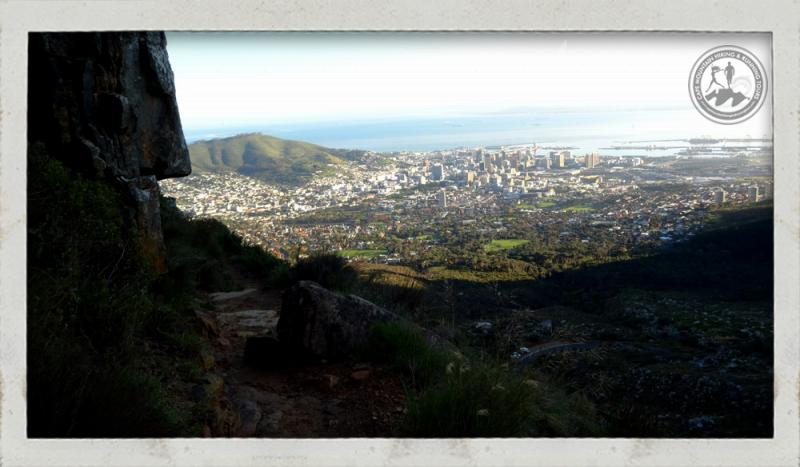 Trail running Cape Town South Africa
