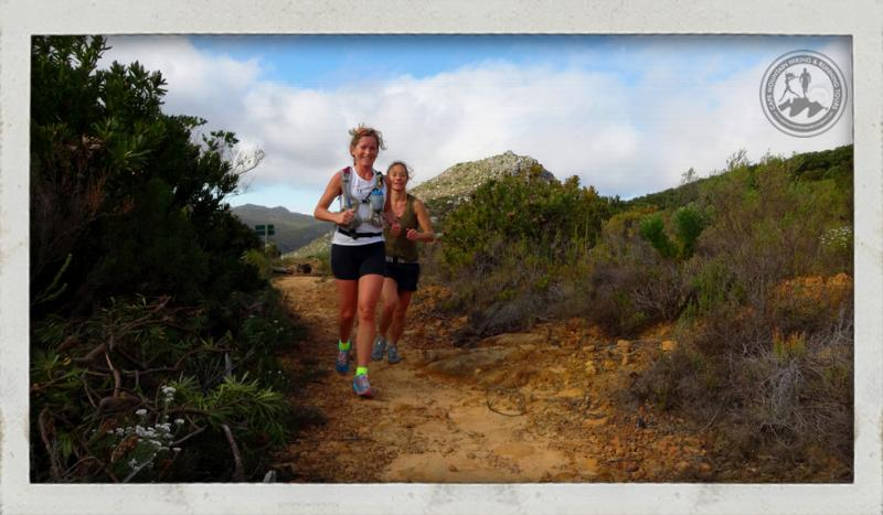 trail run Cape Town, Table Mountain