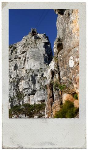 Table Mountain, hiking, India Venster, guide, tours