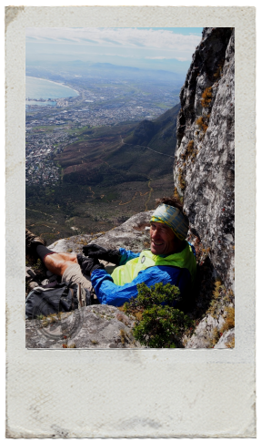 Hiking, Table Mountain